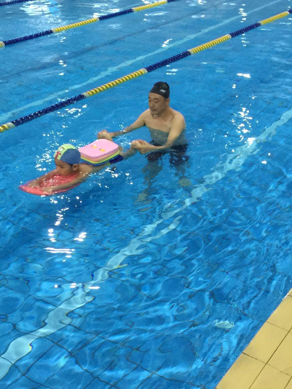 如何教初學者游泳圖片