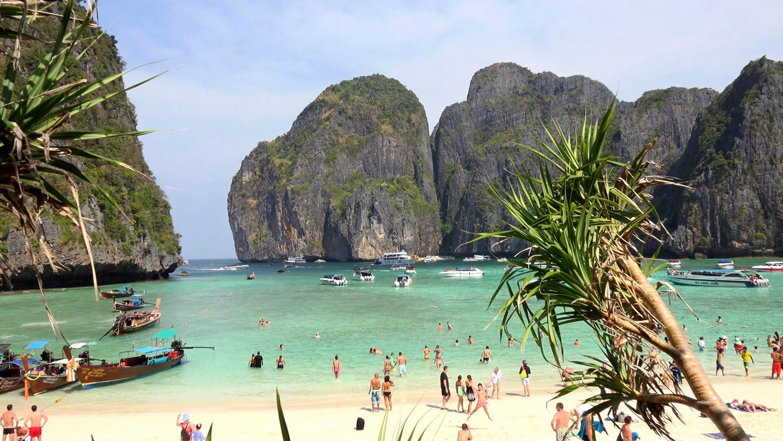风景图泰国海报